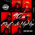 90'S R&B + HIP HOP