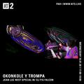 Okonkole y Trompa w/ PAM &  DJ F16 Falcon - Jean-Luc Nest Special - 7th October 2020