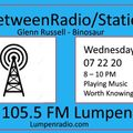 InbetweenRadio/Stations #112 • Glenn Russell & DJ Binosaur Quarantunes Part 6 7/22/2020