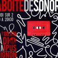 La Boite de Sonor - Radio Campus Avignon - 09/04/2013