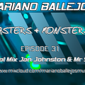 Mariano Ballejos - Masters & Monsters 031 Special Jan Johnston & Mr Sam