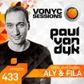 Paul van Dyk's VONYC Sessions 433 - Aly & Fila