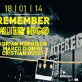 1995 Adrian Morrison@ALTER EGO club Verona Italy pt 2