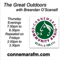 Connemara Community Radio - 'The Great Outdoors' with Breandan O'Scannaill - 18july2019