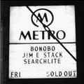 Live @ Metro w/ Bonobo