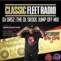 @DJ_DASZ - CLASSIC FLEET RADIO - #THEOLSKOOLJUMPOFFMIX APR 3RD - HIP HOP, R&B - 80s, 90s, 00s