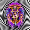 9.1.21 Spirit Playground - Psychedelic Animals Set -- Psydrosch and Slamonix --
