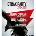 Eric Tarlouf @ Rex club – Btrax party 27 04 2012
