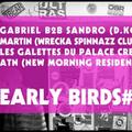 Early Birds #1 @ New Morning 17.12.16 - Martin Malin