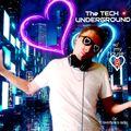 Mixcloud's Top-100 Tech-House Mix's Presents THE TECH UNDERGROUND on raverholics radio 008