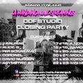 2021.07.17 La Mandanga Live Streamings. Closing DDF Studio. Alice B DJ Set