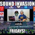 Sound Invasion Fridays! (Live set 3/5/2021)