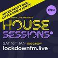 Little Gem v Jonty B2B - LockdownFM.live House Sessions 04 - After party