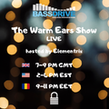 The Warm Ears Show LIVE hosted by Elementrix @ Bassdrive.com (16.02.2020)