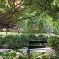 Headphones Memories # 90 - Sittin' on a Bryant Park's bench