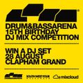 Winner of the D&BA 15th Birthday Competition 2011 by DJ Drummer