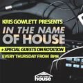 In The Name Of House#42 With Guest Martin Dear
