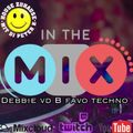 Dj Peter K live! House Zuhause in the mix Debbie vd B favo techno