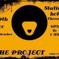Funk Master Fin & Barry Gaj DJ set. The Project Gig 29 Sept 2012