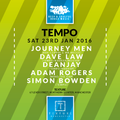 Tempo 23rd Jan 2016 Birthday Set at Texture Manchester.