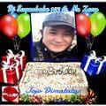 Happy Birthday Mr. Jojo Dimatatac ( Ms. Zeny )