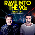 """Pulsedriver & DJ Mellow-D """"Rave Into The 90s"""" [Vol.4] (Mix Session)"""