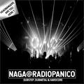 NAGA@LINEUP_RADIOPANICO - Dubstep MIX