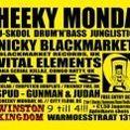 SERIAL KILLAZ -11 FEB 2013 - CHEEKY MONDAY