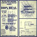 Manny'z Infamous Infamous House Party # 2 ft Manny Cuevas - Sept 21st, 1995' Side B. (Manny'z Tapez)