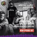 Cultcha Urban Radio Show Pt.05 - S.12 / Special guest Shakalab