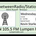InbetweenRadio/Stations #102 • Glenn Russell & DJ Binosaur • w/ guest K-Starke • 1/8/2020