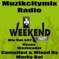 Marky Boi - Muzikcitymix Radio Mix Vol.442