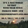 It's a nice world to visit / 262nd Broadcast / September 10th 2021