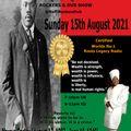 MARCUS MOSIAH GARVEY 17-08-87 TO 10-06-40 Sunday 15th August 2021