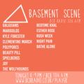 Basement Scene - Wednesday 20th May 2020