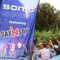 Sonic Seven live @ Uferhaus // 2020-08-08