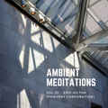 Ambient Meditations Vol 23 - Eric Hilton (Thievery Corporation)