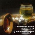 Cratebeats Radio Episode 147