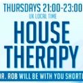 House Therapy with Dr Rob 14th October 2021 on www.uniquesessionsradio.live
