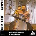 Résidence • Electrocorp invite Franck Roger 21.02.19