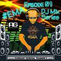 #EMA DJ Mix Series - Episode 51 - By Andrew Gabriel - On Radio Dark Tunnel