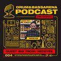 Drum&BassArena Podcast #004 w/ Redeyes Guest Mix