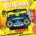 Category 5 Manic Monday Mixshow