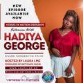 Verses In Motion Guest: Hadiya George