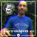 Bag'o'grooves #10 - Special summer Tropical/West Indies Session
