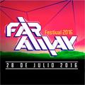 FORMATB @ Far Away Festival 2016 - Lima, Perú 28-07-2016