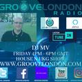 Dj Mv - House And Ukg Show (Friday 9nd October 2020) (Groovelondon Radio)