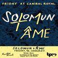 Solomun b2b Ame  - Live At Solomun +1, Canibal Royal (The BPM Festival 2015, Mexico) - 16-Jan-2015