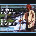 APPLE GABRIEL - NO RACISM, LIVE IN EUGENE OREGON 2001