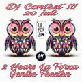 Dj Bodax - 2 jaar la forza gentse feesten